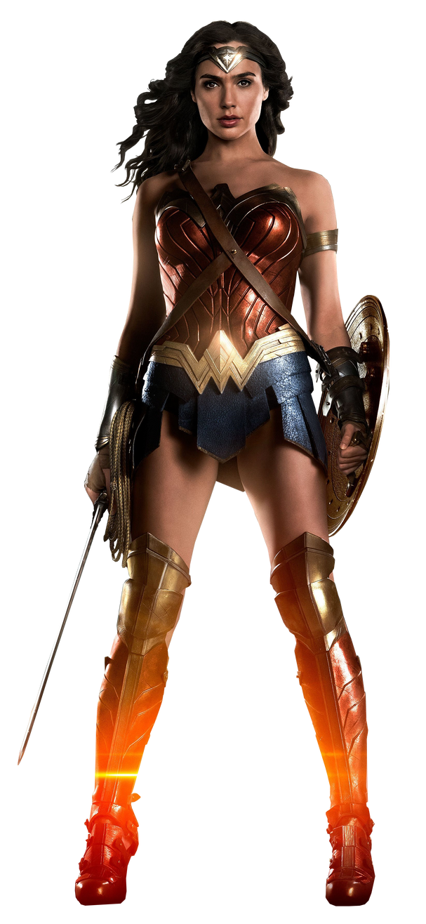 Justice League | Wonder Woman png by mintmovi3