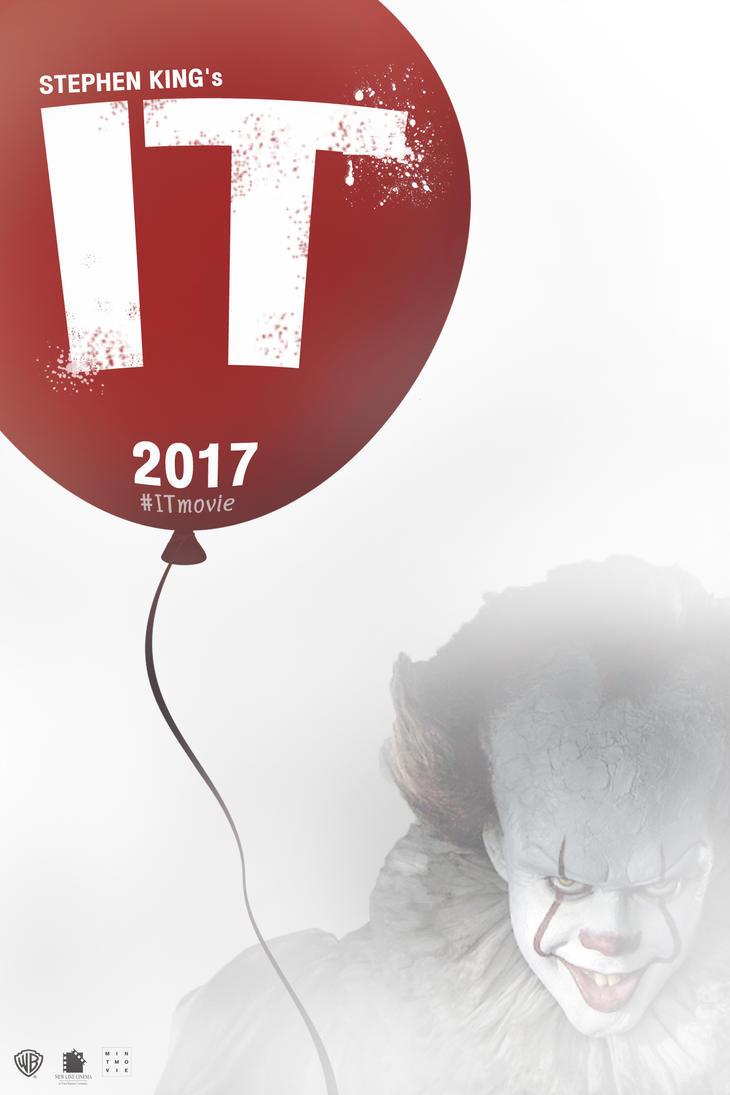 IT 2017 Poster by mintmovi3
