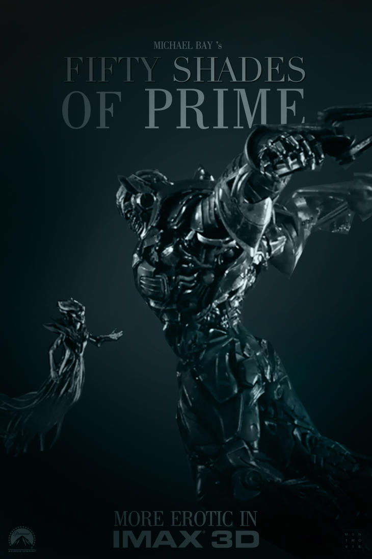 Transformers: Fifty Shades of Prime by mintmovi3