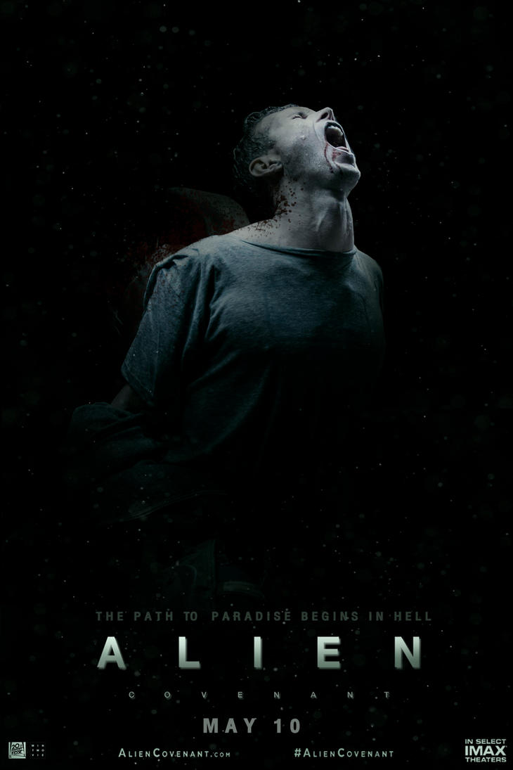 Alien Covenant | Fanmade Poster by mintmovi3