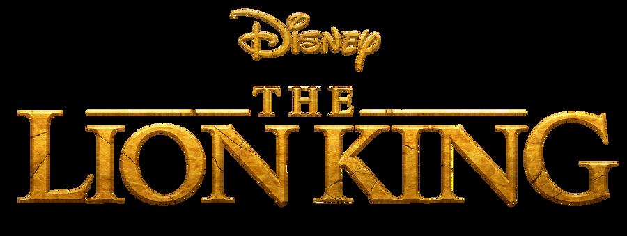 The Lion King 2019 Logo Png By Mintmovi3 On Deviantart