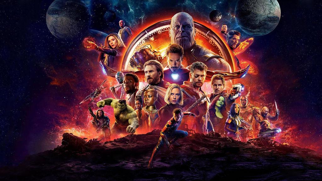 Avengers : Infinity War| wallpaper 1920x1080 by mintmovi3 ...
