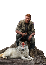 Far Cry 5 Character Jacob Seed png by mintmovi3