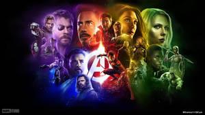 Avengers : Infinity War  wallpaper 1920x1080