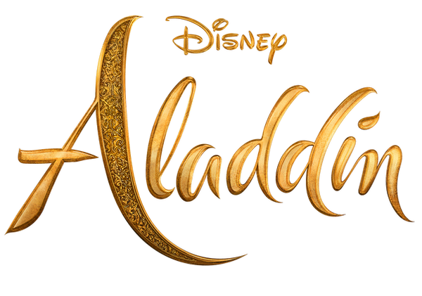 Aladdin (2019) logo png. by mintmovi3 on DeviantArt
