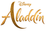 Aladdin (2019) logo png.