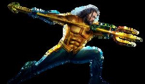 Aquaman 2018 |  Arthur Curry png by mintmovi3