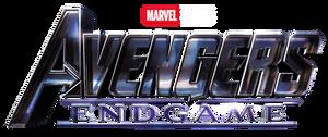 Avengers: Endgame (2019) logo png #1