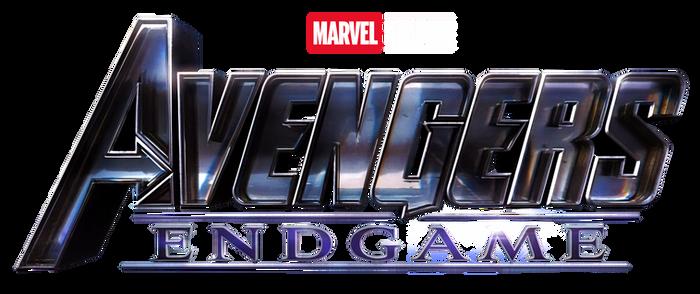 Avengers: Endgame (2019) logo png #1 by mintmovi3