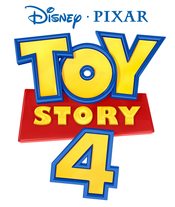 Toy Story 4 Logo Vector