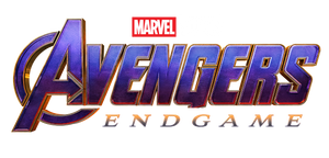 Avengers: Endgame (2019) logo png #2 by mintmovi3