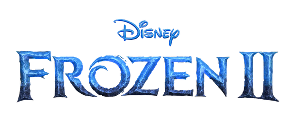 Frozen 2 (2019) logo #1 png. by mintmovi3 on DeviantArt