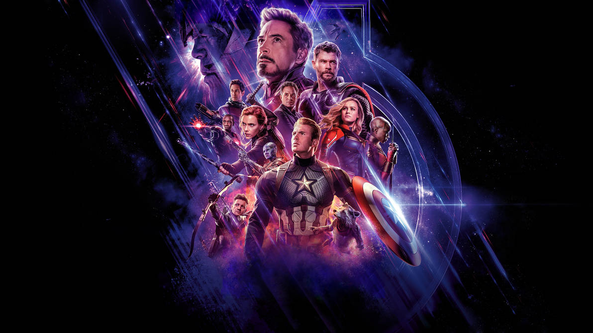 Avengers Endgame Wallpaper By Mintmovi3 On Deviantart