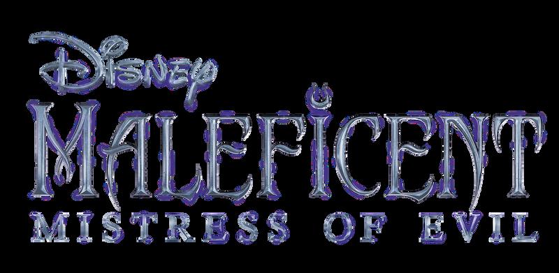 Maleficent Mistress Of Evil 2019 Logo Png By Mintmovi3 On
