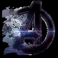 Avengers: Endgame (2019) Avengers Snap logo png. by mintmovi3
