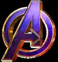 Avengers: Endgame (2019) Avengers logo png. by mintmovi3