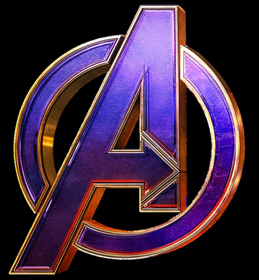 Avengers: Endgame (2019) Avengers logo png. by mintmovi3 ...