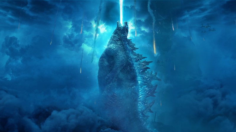 Godzilla: King Of The Monsters (2019) Wallpaper By