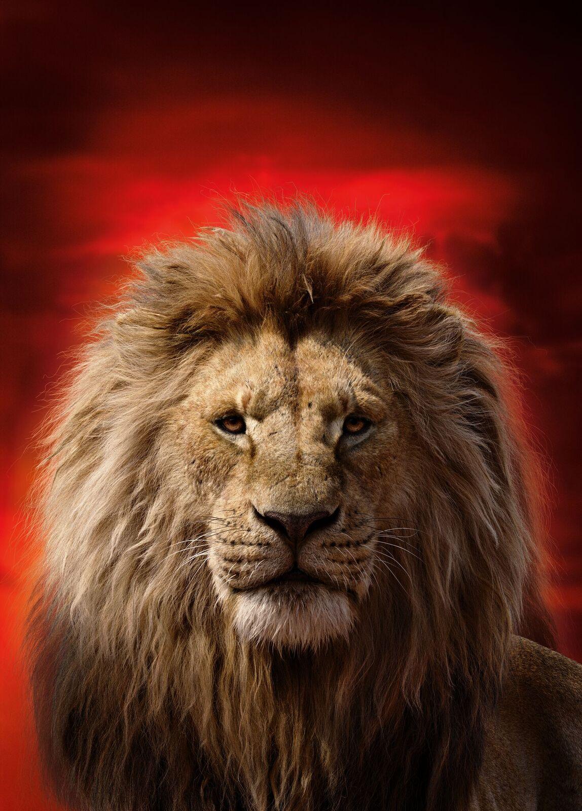 The Lion King 2019 Mufasa Textless By Mintmovi3 On Deviantart
