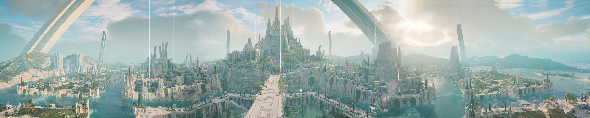 Assassin's Creed Odyssey:  Atlantis banner