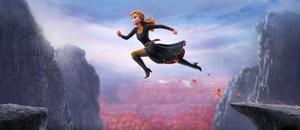 Frozen 2 (2019) Anna banner textless