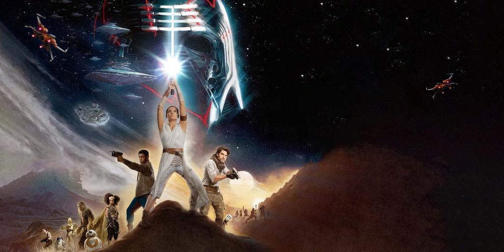 Star Wars The Rise Of Skywalker Wallpaper By Mintmovi3 On Deviantart