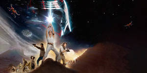 Star Wars: The Rise of Skywalker wallpaper
