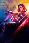 Wonder Woman 1984 textless poster #1