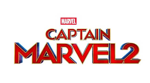 Marvel's Captain Marvel 2 No Flare logo png.