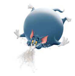 Tom and Jerry (2021) Tom png.