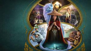 Raya and the Last Dragon (2021) wallpaper #2