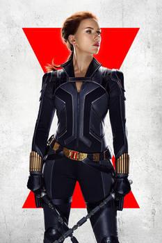 Black Widow (2021) Natasha Romanoff textless