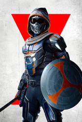 Black Widow (2021) Taskmaster textless