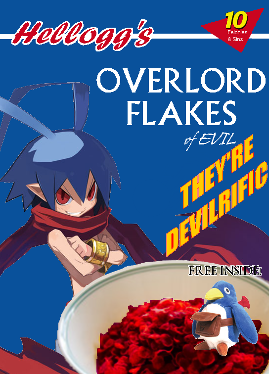 Overlord Flakes by Celestial-Rogue