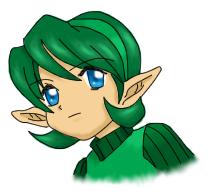 Legend of Zelda - Saria by Celestial-Rogue