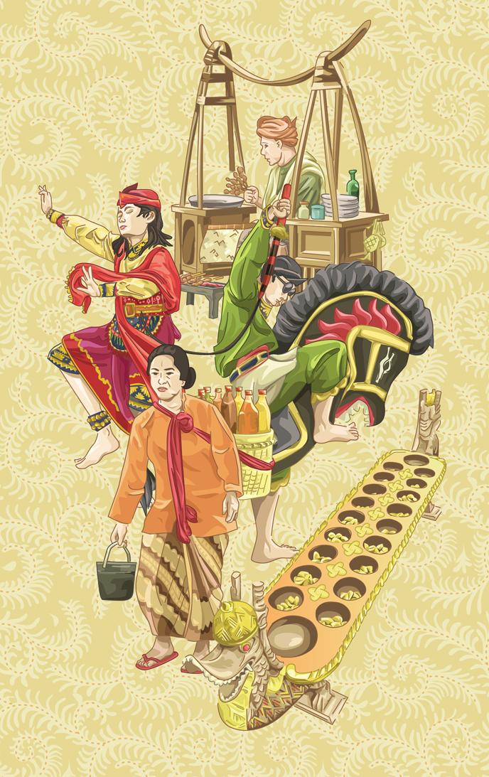 budaya Jawa timur by adamTNY