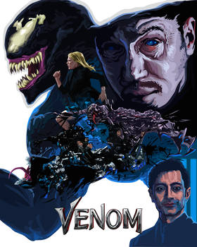 Venom Poster-adam Tny