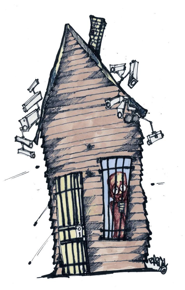 Neighborhood Hostages5 by sketchoo