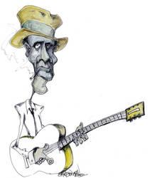 oleman blues by sketchoo
