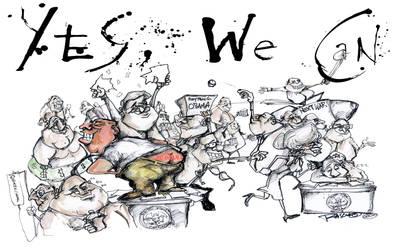 Yes We CAN by sketchoo