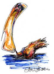 Pelican governor by sketchoo