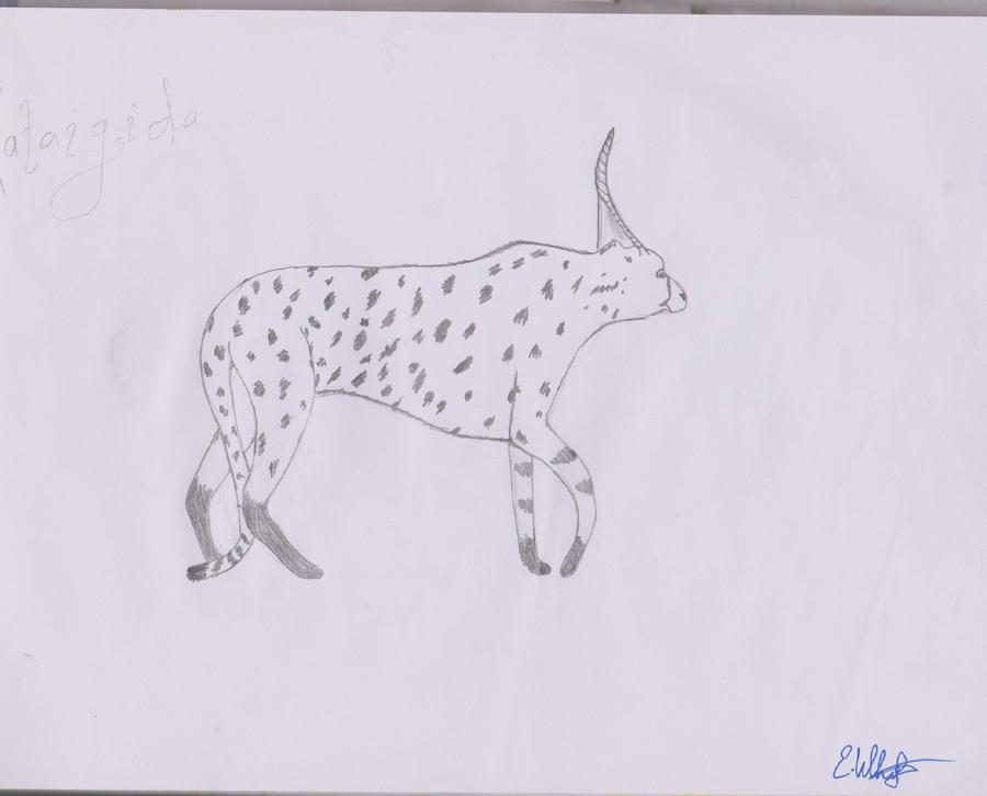 Kataigida sketch by ellymango