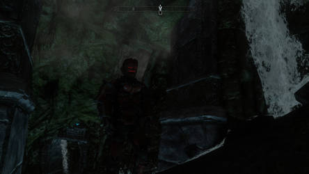 dead Space comes to Skyrim by danny14180jason