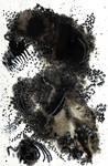 Rampaging Gorilla by amyhooton