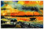 Glorious Port Sunset