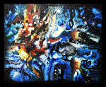 Wolf's Head Nebula