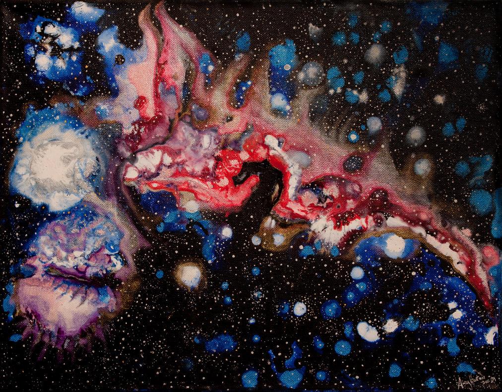 Horsehead Nebula by amyhooton