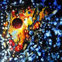 Hot Nebula