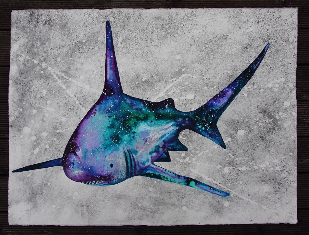 Galactic Shark:The Star Eater