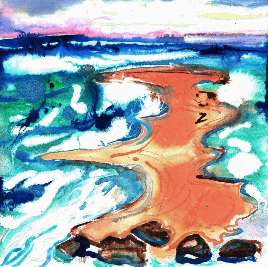 Sand Bar by amyhooton
